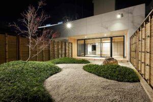 Akasaka Zen Spaceの会場風景
